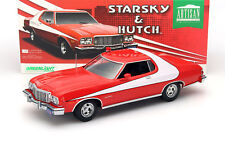 Starsky and Hutch 1:18 1976 Ford Gran Torino Greenlight - Official