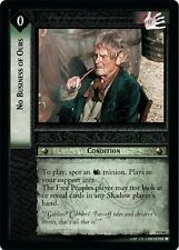 LoTR TCG MoM Mines of Moria No Business Of Ours FOIL 2C44