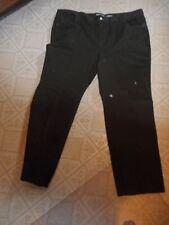 NWOT Liz Claiborne Boot Cut Stretch Denim Jeans  Dark Brown   Size 22W