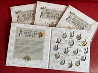 Brand new 2016-2020 Beatrix Potter 50p Fifty pence Coin Album folder collecting