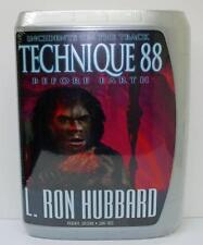 Ron Hubbard TECHNIQUE 88 BEFORE EARTH CD Set Scientology SEALED