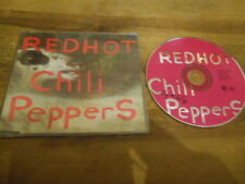 CD Rock Red Hot Chili Peppers - By The Way (1 Song) Promo WARNER BROS sc