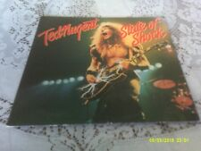 TED NUGENT. STATE OF SHOCK. EPIC. FE 36000. 1979. FIRST PRESSING.