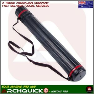 Archery Arrow Telescopic Tube Style Quiver Fully Adjustable Compound Recurve Bow