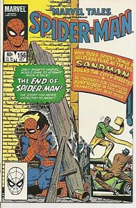 °MARVEL TALES #156 REPRINT FROM AMAZING SPIDER-MAN #18° USA Marvel 1983 Stan Lee