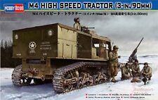 1/35 US M4 haute vitesse tracteur (3 in (environ 7.62 cm)/90 mm) Model Kit par HOBBY BOSS ~ HBB82407