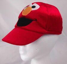 Sesame  Street Red Elmo Hat Cap Kids Stretchy