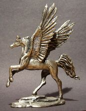 Pegasus Figurine Made Of Pewter