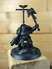 Classic Metal Space Marine sangre Angels capellán Base Pintada (483)