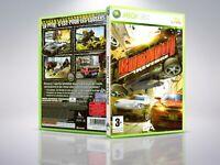 Burnout Revenge - XBOX 360 - Remplacement - Cover/Case - NO Game - PAL