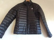 Ladies Black Adidas Puffa Jacket