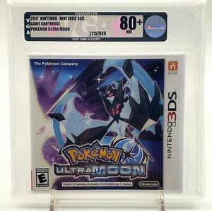 Pokémon Ultra Moon Nintendo 3DS VGA 80+