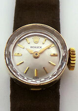 Rolex Chameleon 18K Yellow Gold Manual Wind circa 1960's