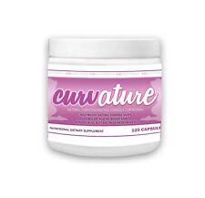 Curvature | Breast Enhancement Pills | Butt Enhancer | Natural Enlargement & ...