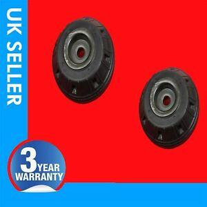 2 X Front suspension shocker Mount & Bearing FOR ALFA ROMEO MITO SPIDER 344653