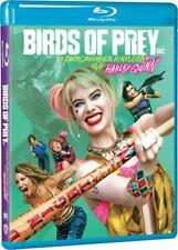 BIRDS OF PREY BLU RAY Margot Robbie Nuovo Originale Sigillato Offerta DC COMICS