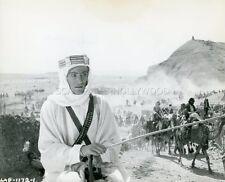 PETER O'TOOLE  LAWRENCE OF ARABIA 1962 VINTAGE PHOTO ORIGINAL #1