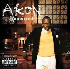 Konvicted [PA] by Akon (CD, Nov-2006, Universal Motown)