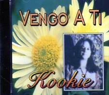 Vengo A Ti CD Kookie Musica Cristiana NEW