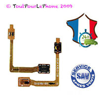 SAMSUNG GALAXY NOTE 2 N7100 NAPPE FLEX CABLE BOUTON POWER ALLUMAGE