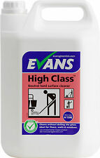 Altro safety & smooth floor cleaner High Class Neutral Evans tangerine 5 Ltr