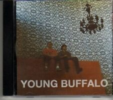 (DH70) Young Buffalo, Young Buffalo EP - 2012 DJ CD