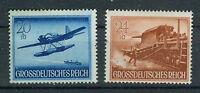 Deutsches Reich Briefmarken 1944 Armee Mi 882 und 883 ungestempelt