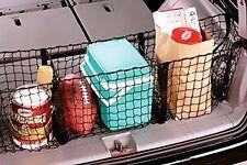 Trunk Cargo Black Mesh Three Pocket Bin Storage Net Bag Organizer SUV VAN CAR
