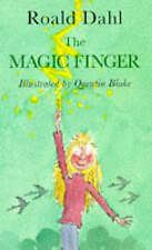 The Magic Finger by Roald Dahl (Hardback) - Ills Quentin Blake VGC