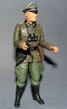 1:18 Ultimate Soldier WWII German Wehrmacht Officer Commander Action Figure
