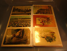 Collection Of Antique and Vintage Post Cards