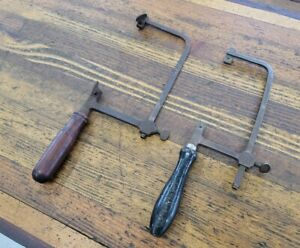 Rare ANTIQUE Tools JEWELERS Tools Vintage SAWS • HAMMER Anvil VISE Punches ☆USA