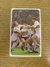 1983 Robinsons Sporting RECORDS: Rugby League-foto sulla parte anteriore dello scafo V Hull Kings