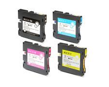 Ricoh Aficio GX e7700N e5550N e3350N e3300N Ink Cartridge Set B C M Y Compatible
