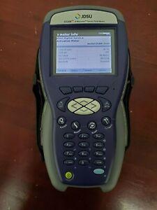 JDSU DSAM XT Digital Service Analysis Meter