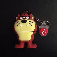 1 Tasmanian Devil, Novelty 32GB USB Pen Drive, USB Flash Drive Memory Stick