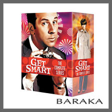 Get Smart: The Complete Seasons 1, 2, 3, 4 & 5 DVD Box Set New & Sealed R4