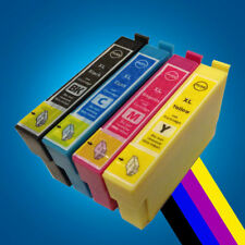 4 Compatible Ink Cartridges replace T1291 -T1294 T1295