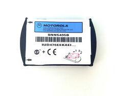 New Oem Original Motorola Battery Snn5435B For Motorola T280i