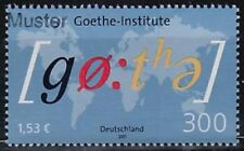 Specimen, Germany Sc2123 Goethe Institute 50th Anniversary.