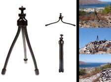 "UltimateAddons Mini Universal Camera Camcorder Flexible Travel 1/4"" Tripod Mount"