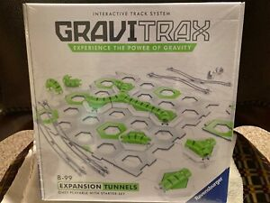 GraviTrax Expansion Tunnels STEM Interactive Track System Power of Gravity