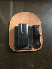 Crossbreed Magazine Carrier IWB Glock 17