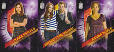 Topps 2016 Doctor Who Timeless - Companions Across Time Chase Trading Card Set