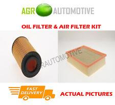 Diesel Filtro De Aire De Aceite Kit De Servicio Para Opel Vectra 2.0 101 BHP 1997-02