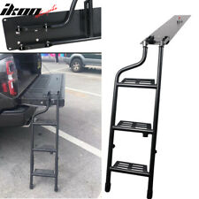 Fits 15-18 Toyota Tundra Tailgate Ladder Truck Pickup Easy Step