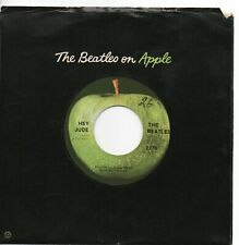 The Beatles  Hey Jude / Revolution   On Apple    Original  45