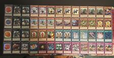 Yugioh Complete Geargia Deck 40 Main+ 8 Extra Deck