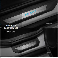 Genuine Honda HR-V Door Sill Trim Illuminated Side Step Garnish Scuff Plate New
