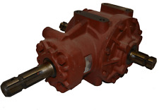 Gearbox for agricultural Cross Shaft 85 hp with ratio 1:1 ratio Super duty.